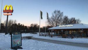 dünyanın en kuzeyinde bulunan restoran